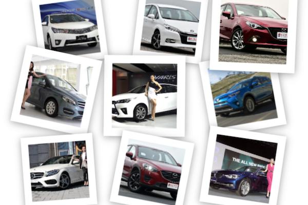 2015 年 11 月汽車銷售成績  Toyota RAV4 賣破 2000 輛