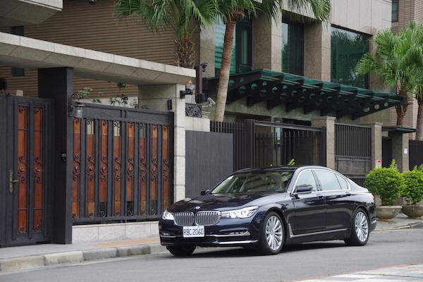 BMW 740Li Luxury 試駕  頂級豪華的再升級