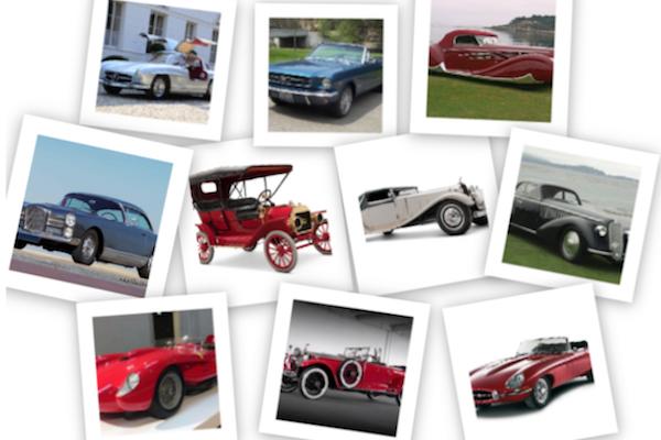 10 大經典老爺車  第一名原來是它!