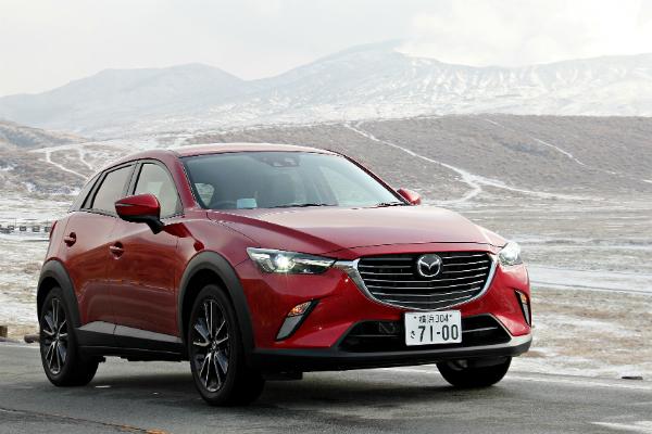 打破級距迷思! Mazda CX-3 1.5 Skyactiv-D 日本阿蘇試駕【上篇】