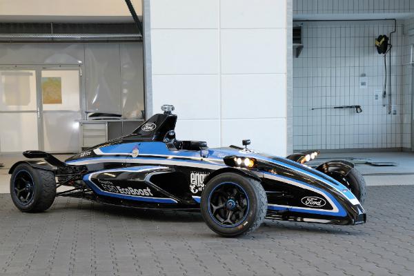 道路版 F1!Ford Formula EcoBoost 將於台北車展亮相