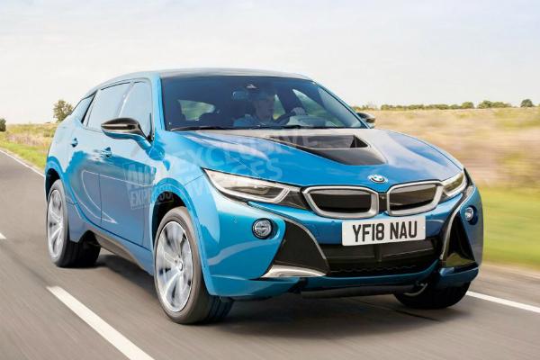 跟隨市場潮流?外媒指出 BMW i5 將是 Crossover 跨界休旅車!
