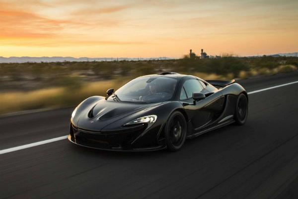 375 部全數生產完畢! McLaren 宣布將停止 P1 生產線