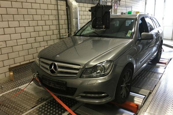 德國環保組織指出 C200 CDI 排汙超標 2 倍? Mercedes-Benz 嚴正否認!