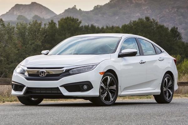 230 匹馬力美規 Honda Civic Si Coupe  2017 年有望推出?