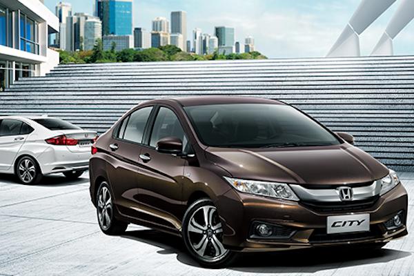2016 年式 Honda City 安全配備比照進口車等級!