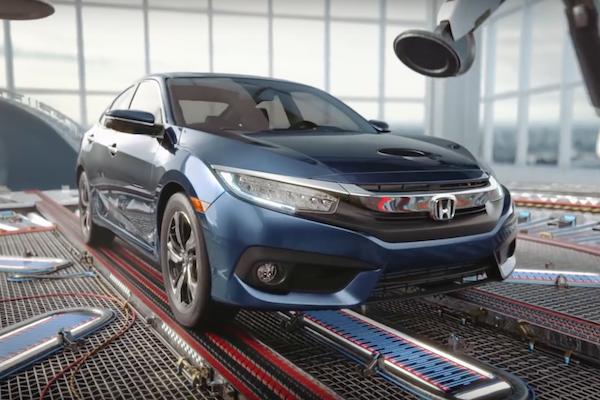 Honda Civic 10  北美 CF 廣告釋出! (內有影片)