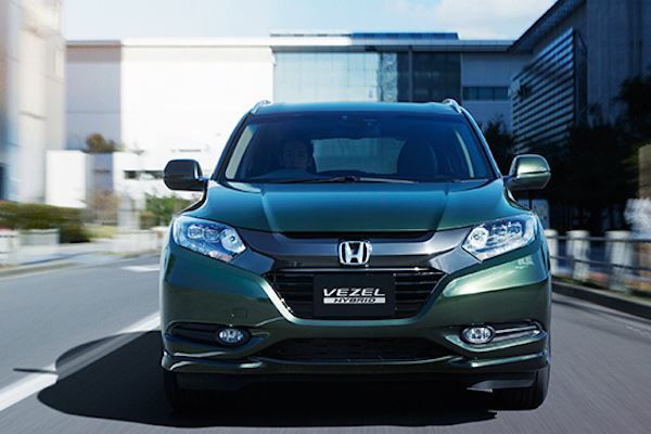 國產化機會更高了? Honda HR-V 拿下日本 2015 SUV 銷售冠軍!