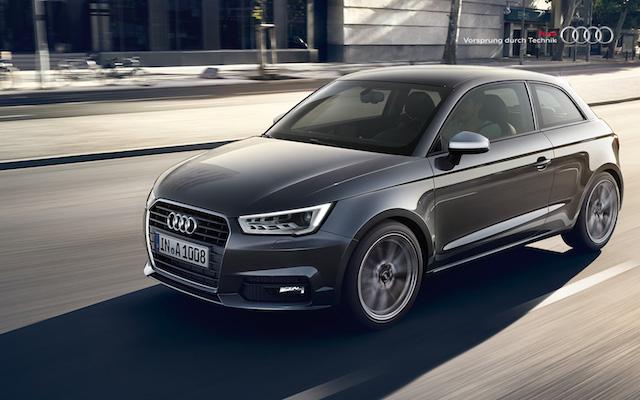 Audi 推出比 A1 還小的超迷你小車  2019 年將亮相?
