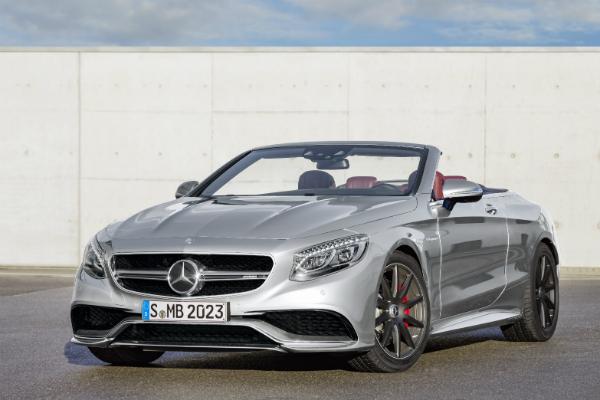 紀念 130 週年!Mercedes-Benz 推出 S63 Cabriolet Edition 130