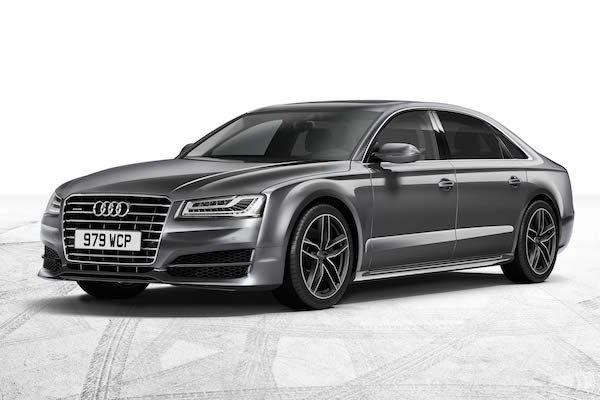 小英總統車隊 改用 Audi A8 取代 BMW 大7?