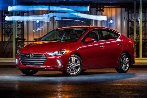 Hyundai Elantra 第六代北美發表  台灣年底有望上市?