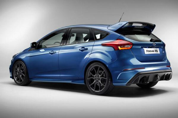 350 匹嗆辣鋼砲! 2016 Ford Focus RS 開始量產