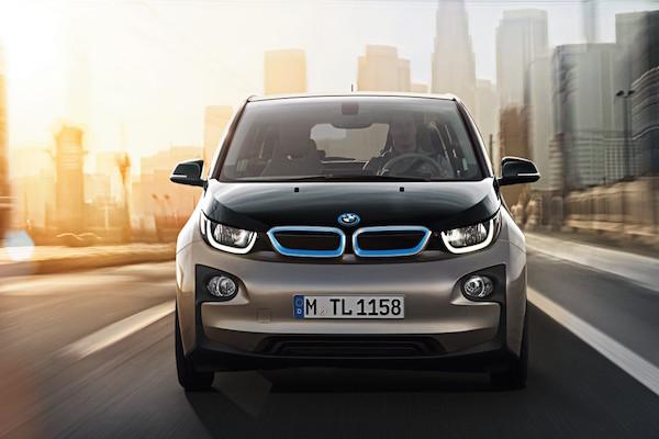 小改款 BMW i3 電動車  續航力大幅成長近 50%?