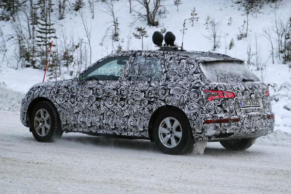 再添高性能 SUV 大軍!  Audi RS Q5 有望明年亮相