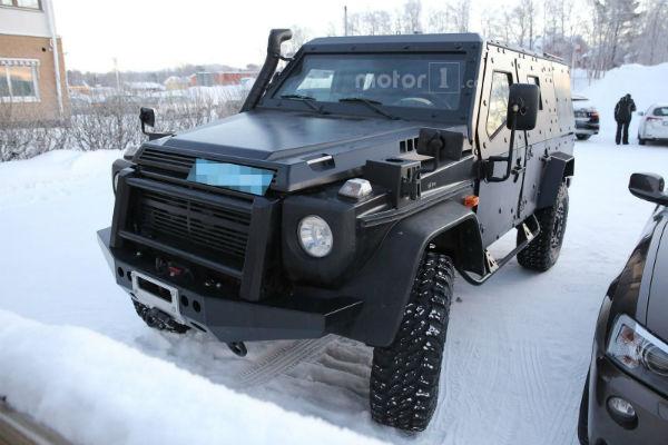 合歡山賞雪就開這一輛!Mercedes G系列越野車北極圈試車中