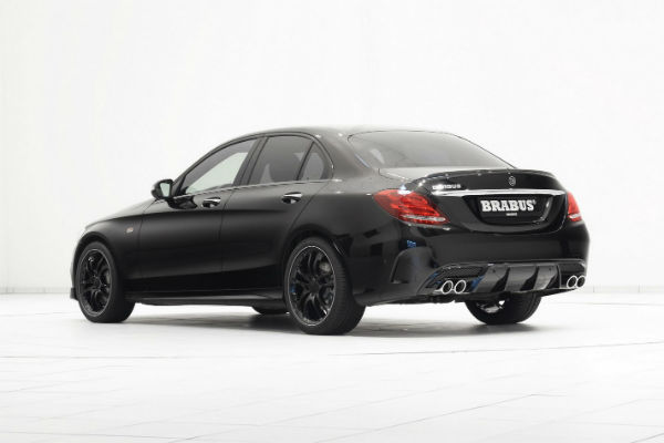 Brabus 暴力調校! Mercedes-Benz C450 AMG 4Matic 馬力超過 400 匹