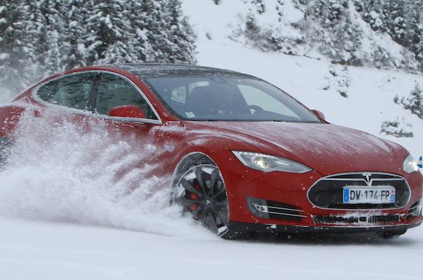 寒流來襲的低溫  電動車續航力及性能會下降?