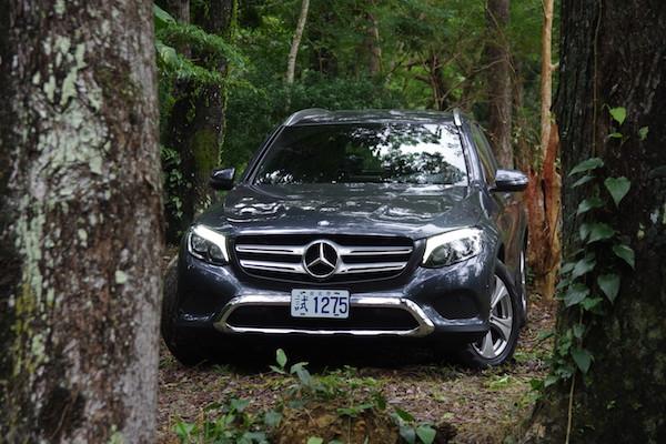 柴油車也能很安靜?   M-Benz GLC220d 休旅試駕
