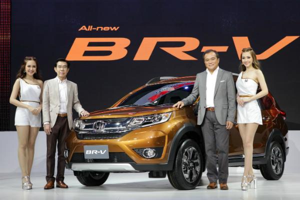 跨界七人座 Honda BR-V 售價公佈! 台灣無緣只能等新一代 CR-V