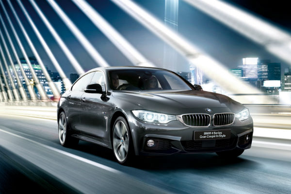 日本限定!  BMW 4 Series Limited Edition「In Style」美型登場