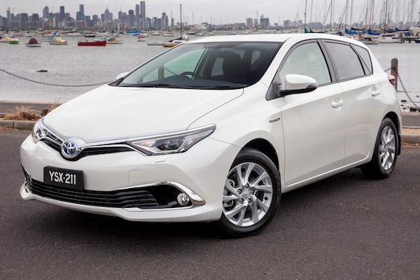 澳洲 Toyota Corolla 油電車年中開賣 油耗每公升突破 24 公里!