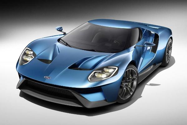 有錢也不一定買的到?Ford GT 三月開賣將篩選客人!