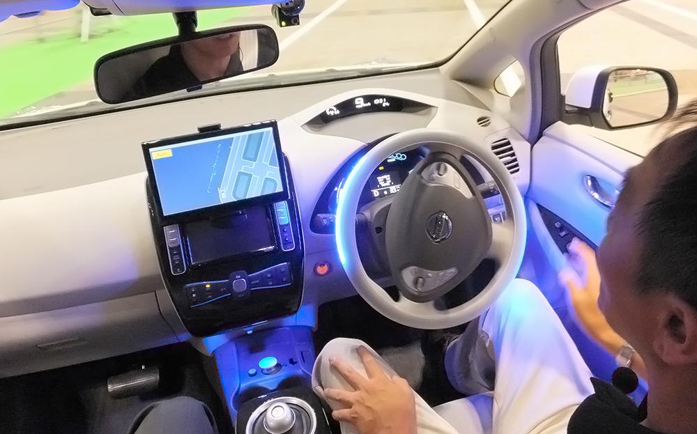 自動駕駛車實際上路  英國正式開放