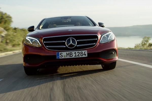 M-Benz 2.0 升新柴油引擎馬力強更省油 E-Class 優先使用