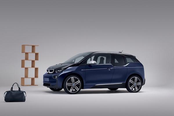 BMW i3 換新裝  化身優雅英國紳士