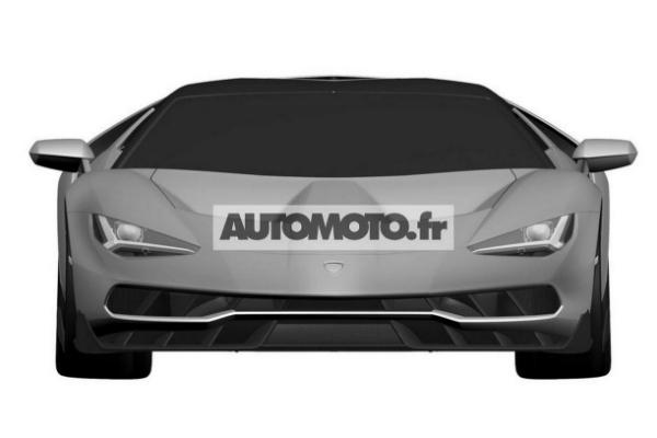 8000萬元跑車!   Lamborghini Centenario LP 770-4 樣貌曝光!