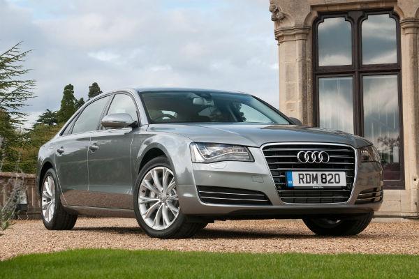 不受 VW 柴油風波影響!  Audi 全新 TDI V8 柴油引擎四月發表