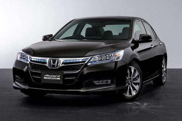 來了 Honda Accord Hybrid  那 Accord 呢?