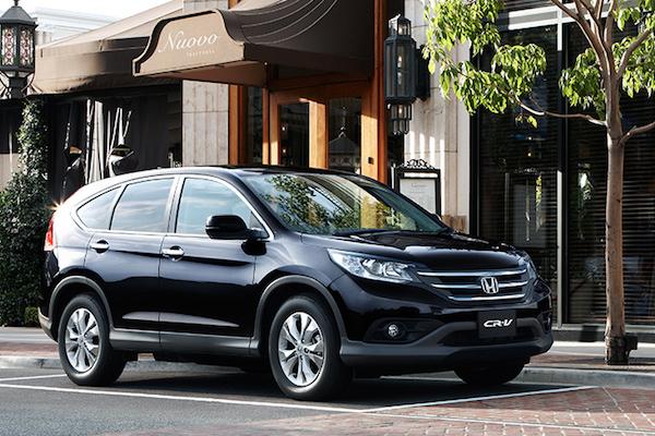 日本人不愛!  Honda CR-V 去年日本銷量居然只有 ...