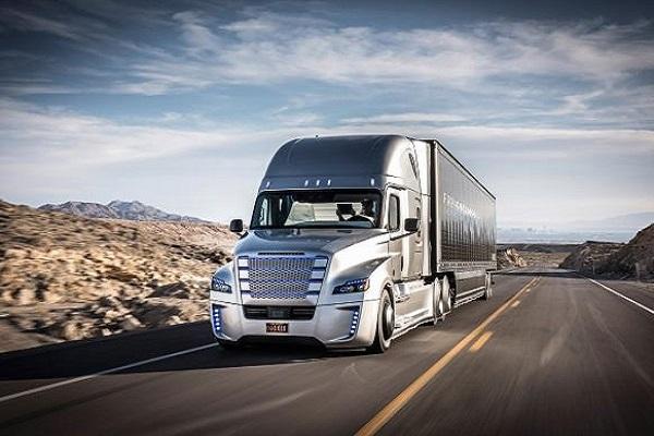 卡車司機失業潮?英國推自駕卡車道路測試