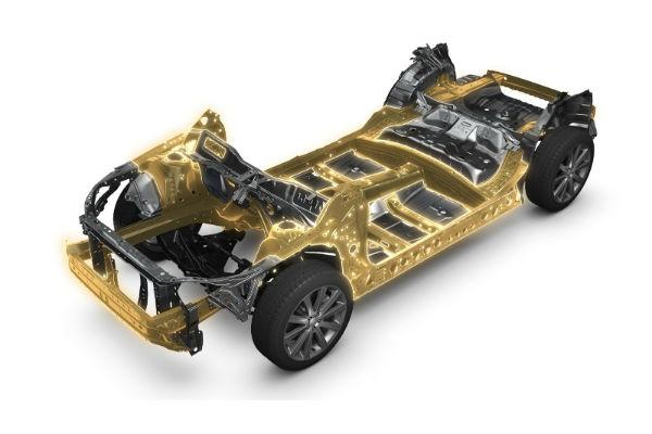 舒適的行路感!  Subaru 將發表新款 Impreza 及底盤