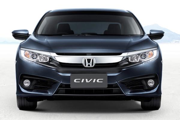 Honda Civic 泰國 1.8/1.5 升雙車型同時開賣,售價公佈!(內有影片)