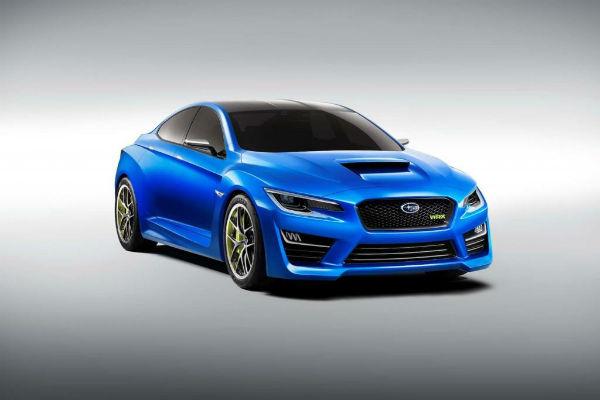 為稱霸市場的改變!  Subaru 中置引擎跑車可望現身