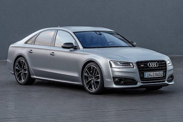 奢華與性能兼具  605 匹馬力 Audi S8 plus 本週二台灣發表