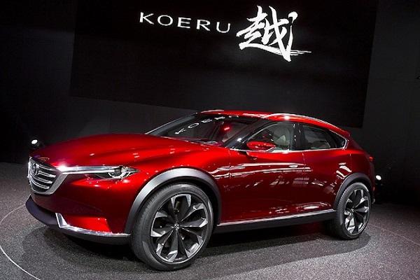 Mazda 最新跨界休旅定名 2.5 升渦輪引擎有望