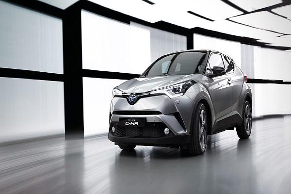 萬眾矚目Toyota C-HR 日官網揭動力神秘面紗