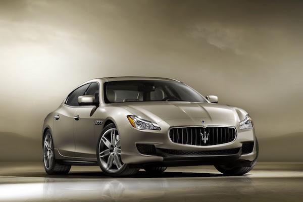 Maserati 腳踏墊瑕疵恐暴衝  台灣 800 名車主注意了