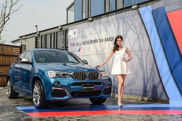 BMW X4 M40i 華麗上市  今年配額僅 30 輛