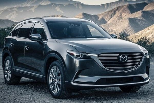 Mazda CX-9 北美全新報價出爐 強勢進擊豪華SUV戰場