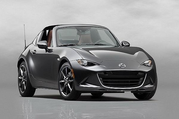 變「硬」了!Mazda MX5 RF 斜背亮麗登場(內有影片)