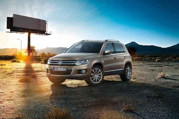 VW Tiguan Avenue 送 20 萬元配備  EA189 柴油引擎事件下週媒體說明