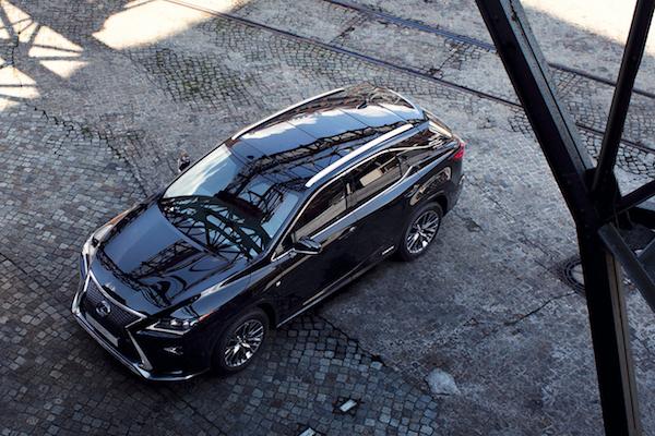 再等等! 7 人座的 Lexus RX 明年底有望上市