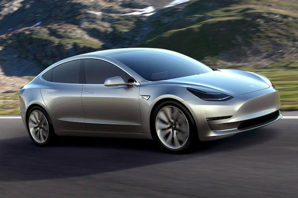 Tesla Model 3 訂單爆表  交車時間居然要等..