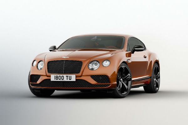 創廠最速車款!  Bentley Continental GT Speed 強勢現身