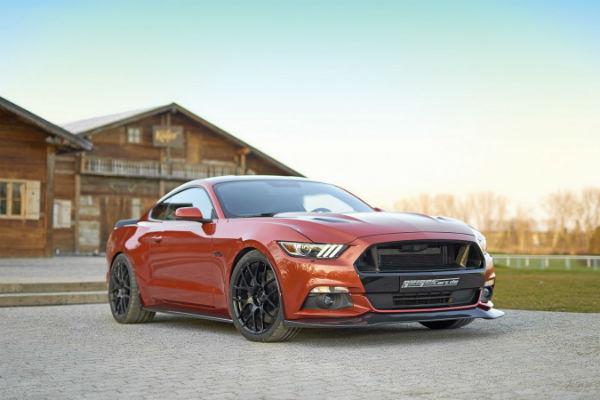 超越 800 匹的魅力!  GeigerCar 親自操刀瘋狂野馬 Ford Mustang GT